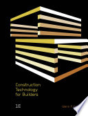 Construction Technology for Builders