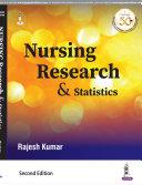 Nursing Research   Statistics