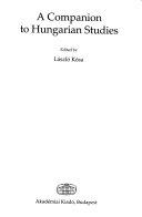 A Companion to Hungarian Studies