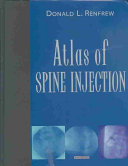 Atlas of Spine Injection Book