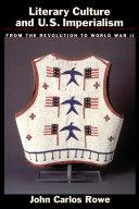 Literary Culture and U.S. Imperialism