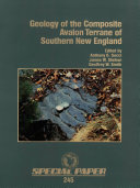 Geology of the Composite Avalon Terrane of Southern New England
