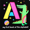 Neon Books  My First Book of the Alphabet