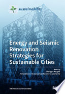 Energy and Seismic Renovation Strategies for Sustainable Cities