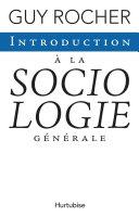 Pdf Introduction à la sociologie générale Telecharger