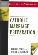 101 Questions And Answers On Catholic Marriage Preparation Book PDF