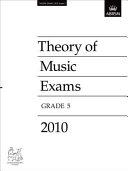 Theory of Music Exams 2010  Grade 5