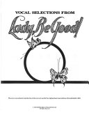 Vocal Selections from Lady, be Good!