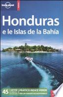 Copertina Libro Honduras e le Islas De La Bahía