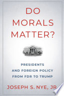 Do Morals Matter  Book