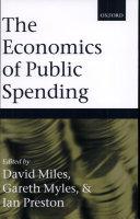 The Economics of Public Spending