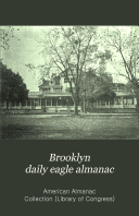 Brooklyn Daily Eagle Almanac