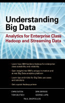 Understanding Big Data  Analytics for Enterprise Class Hadoop and Streaming Data