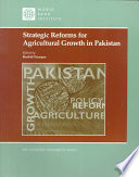 Strategic Reforms for Agricultural Growth in Pakistan