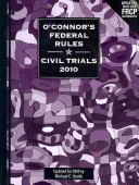 O Connors Federal Rules