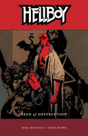 Hellboy Volume 1  Seed of Destruction