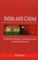 India and China Book