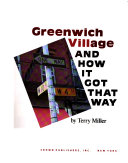 Greenwich Village and how it Got that Way