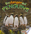 Endangered Penguins Book