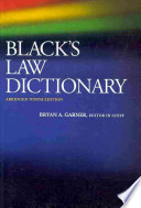Black's Law Dictionary.epub