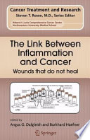 The Link Between Inflammation and Cancer Book