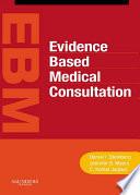 Evidence Based Medical Consultation E Book Book