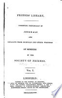 A Journal Of The Life And Travels Of John Woolman