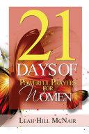 21 Days of Powerful Prayers for Women