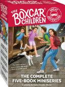 The Boxcar Children Great Adventure 5 Book Set