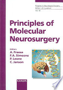 Principles of Molecular Neurosurgery Book