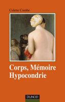 Pdf Corps, mémoire et hypocondrie Telecharger
