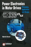 Power Electronics In Motor Drives Book PDF
