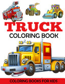 Pdf Truck Coloring Book