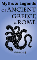 Pdf Myths and Legends of Ancient Greece and Rome Telecharger