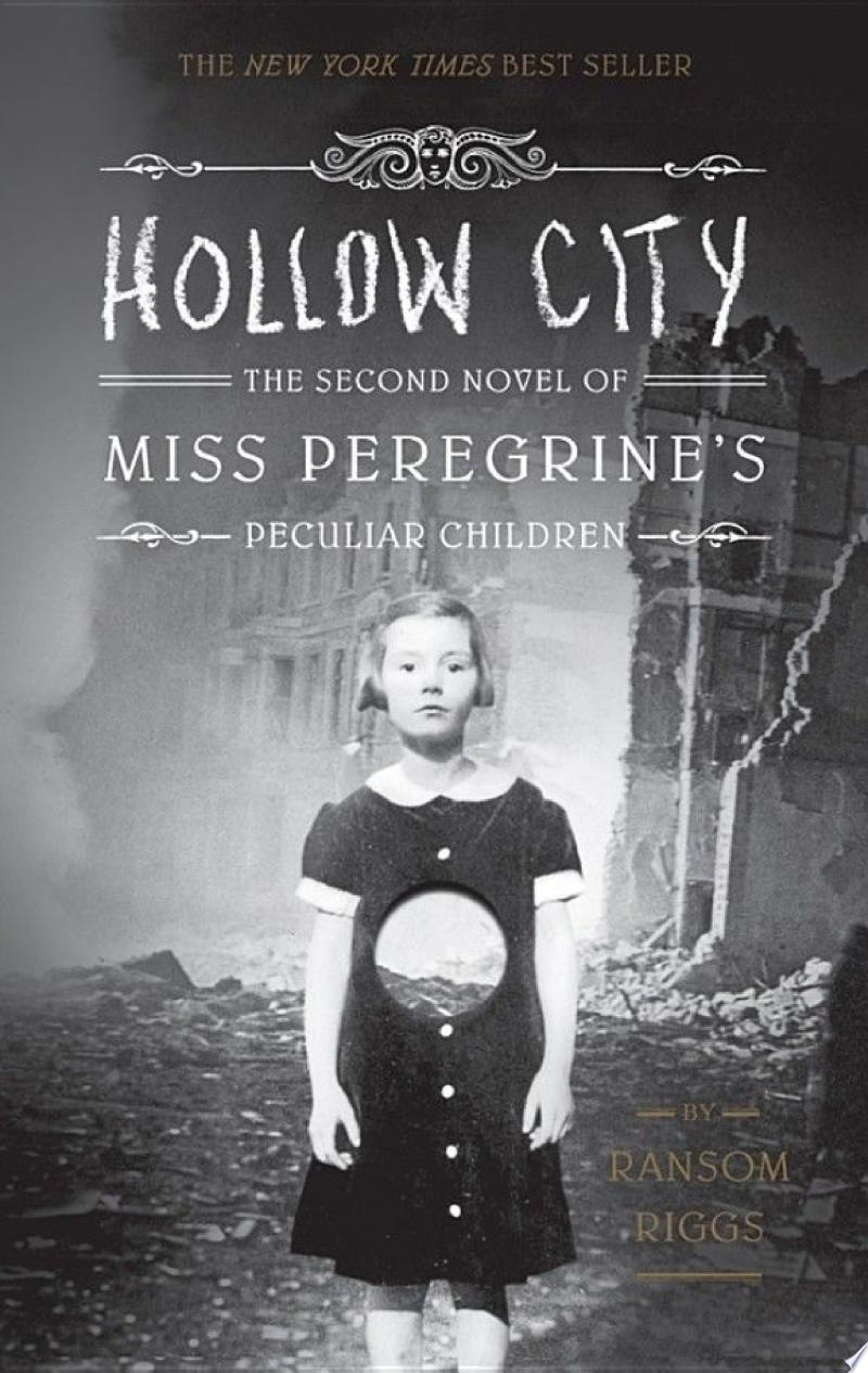Hollow City banner backdrop
