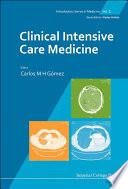 Clinical Intensive Care Medicine