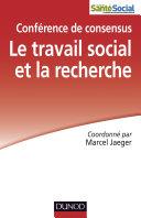 Pdf Le travail social et la recherche Telecharger