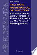 Practical Mathematical Optimization Book