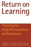 Return on Learning