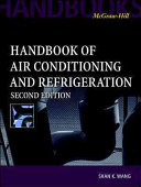 Handbook Of Air Conditioning And Refrigeration Book PDF