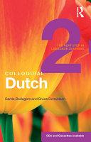 Colloquial Dutch 2