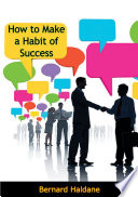 How to Make a Habit of Success Pdf/ePub eBook