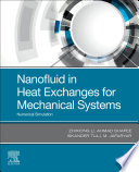Nanofluid in Heat Exchanges for Mechanical Systems