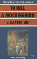 Books - To Kill A Mockingbird Study Guide | ISBN 9780333398548