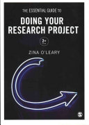 the essential guide to doing y our research project