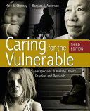 Caring for the Vulnerable 3e  Print Only
