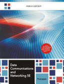 Cover of Data Communication and networking (Global Edition)