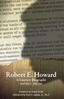 Robert E. Howard image