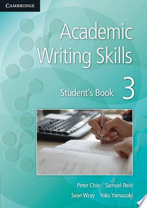 [pdf - epub] Academic Writing Skills 3 Student's Book - Read eBooks Online
