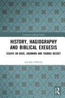 History, Hagiography and Biblical Exegesis Pdf/ePub eBook